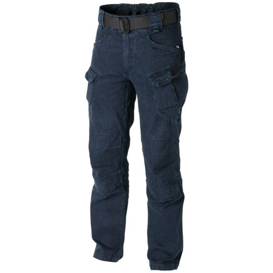 Штаны-джинсы Helikon UTP Cotton Denim Blue L/long SP-UTL-DM-31