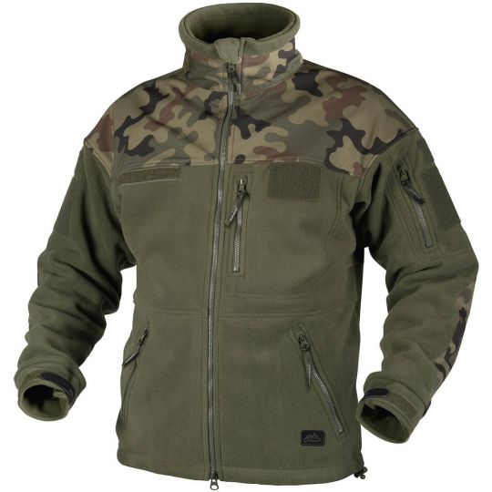 Кофта Helikon Infantry Duty Fleece Jacket Olive Green М/regular BL-INF-HF-18