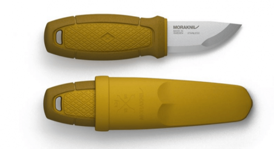 Нож Morakniv Eldris Yellow 12650
