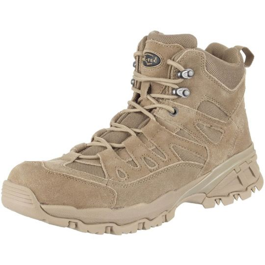 Ботинки Mil-Tec Tactical Squad Stiefel 5 Inch Coyote 43 12824005