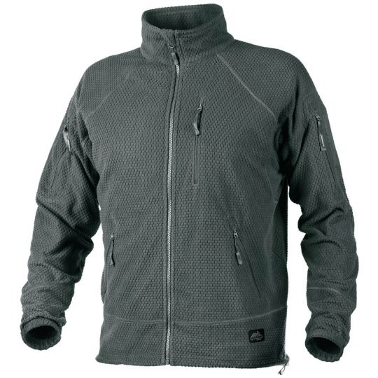 Кофта Helikon Alpha Tactical - Shadow Grey XXL/regular BL-ALT-FG-35