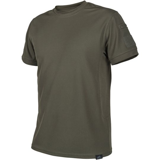 Футболка T-shirt Helikon Tactical TopCool Olive Green XL TS-TTS-TC-02