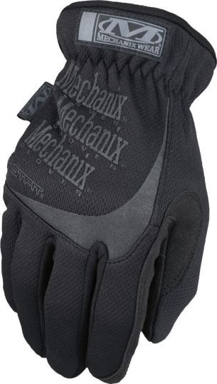 Тактические перчатки Mechanix Anti-Static FastFit Covert Gloves Black XL MFF-55