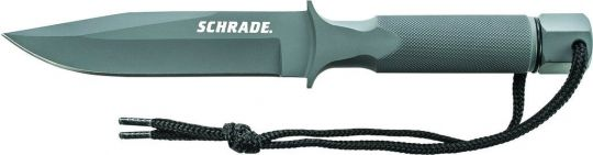 Нож Schrade Small Extreme Survival One-Piece Drop Forged Clip Point Fixed Blade SCHF2SM