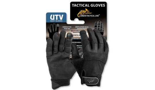 Тактические перчатки Helikon Urban Tactical Vent Gloves XL RK-UTV-PU-01