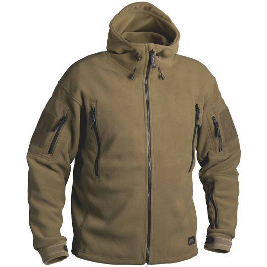 Кофта Helikon-Tex Patriot Heavy Fleece Jacket-Coyote S BL-PAT-HF-11