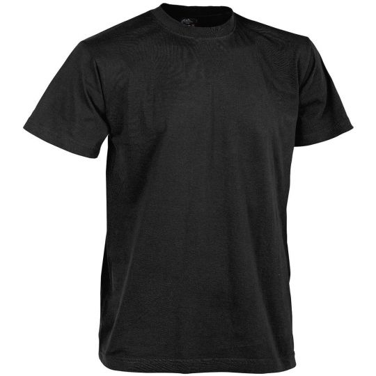 Футболка Helikon T-shirt Black L TS-TSH-CO-01