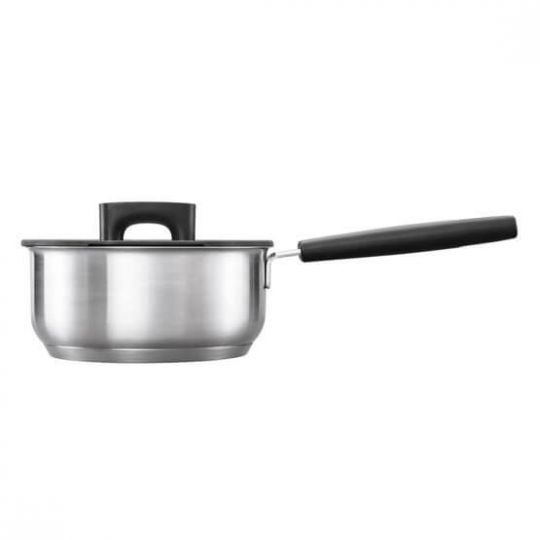 Кастрюля Fiskars Hard Face Sauce Pan 1,8 л 18 см 1025230