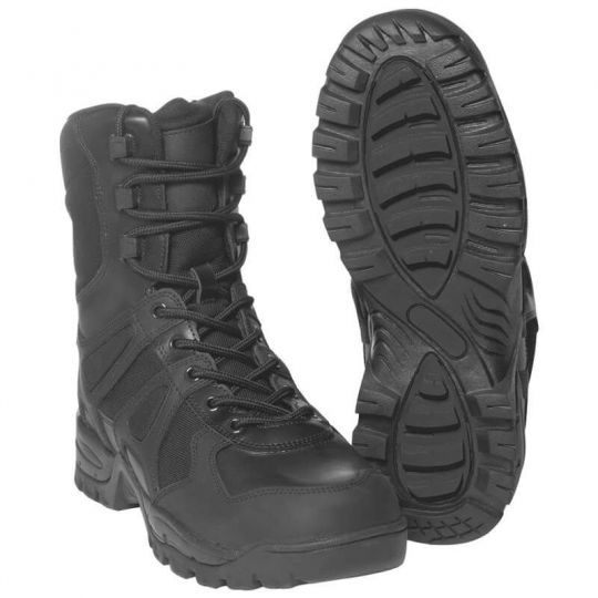Ботинки Mil-Tec Tactical Combat Boots Generation II Black №11 44 12829002