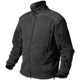 Кофта Helikon Liberty Heavy Fleece Jacket Black S/regular BL-LIB-HF-01