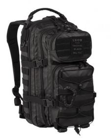 Рюкзак US Assault Pack SM Tactical Black Mil-Tec 20 L 14002088
