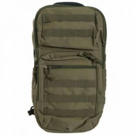 Рюкзак Mil-Tec однолямочный One Strap Assault Pack LG Olive 14059201