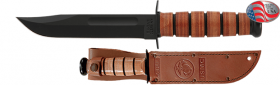 Нож Ka-bar USMC Full-size, Straight Edge 1217