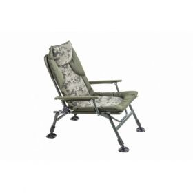 Карповое кресло Mivardi Chair CamoCODE Arm M-CHCCA