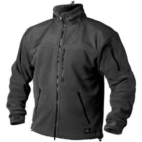 Кофта Helikon Classic Army Fleece Black L/regular BL-CAF-FL-01