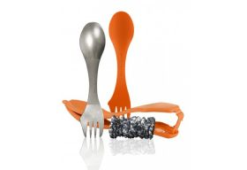 Набор ловилок Light My Fire The Ultimate Spork Kit Orange 55702340