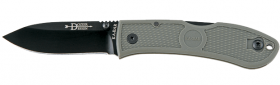 Нож Ka-Bar - Dozier Folding Hunter - Foliage Green 4062FG