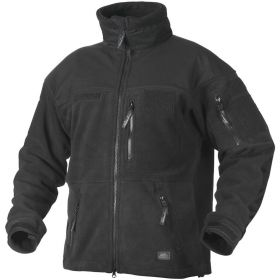 Кофта Helikon Infantry Duty Fleece Jacket Black M BL-INF-HF-01