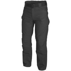 Штаны Urban Tactical Pants UTP Rip-Stop Black ХXL/ regular SP-UTL-PR-01