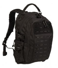 Рюкзак Mil-Tec тактический Mission Pack Laser Cut Small Black 14046002