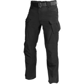 Штаны Helikon Outdoor Tactical Pants Black L-long SP-OTP-NL-01