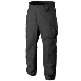Штаны Helikon SFU Next PoliCotton RipStop Black L/regular SP-SFN-PR-01