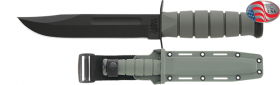 Нож Ka-bar Foliage Green Fighter 5011