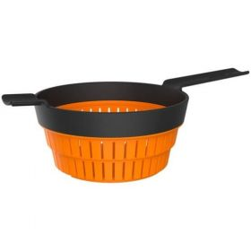 Дуршлаг Fiskars Functional Form Utensils складной 19.5 см 1014345
