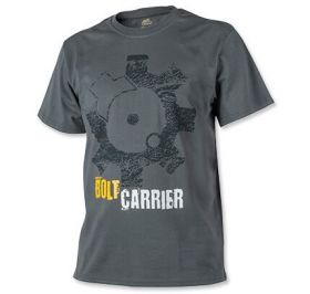Футболка T-Shirt Helikon Bolt Carrier - Shadow Grey L TS-BCR-CO-35