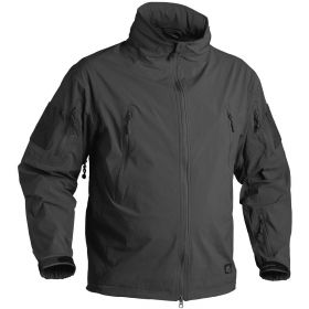 Куртка Helikon Trooper Soft Shell Jacket Black XXL regular KU-TRP-NL-01