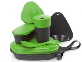 Набор посуды Light My Fire MealKit 2.0 Green 41363310