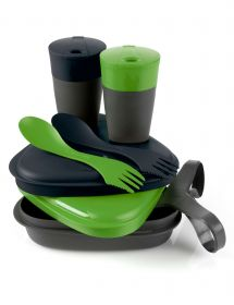 Набор посуды Light My Fire Pack'n Eat Kit Green/Black 50684740