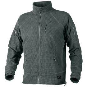 Кофта Helikon Alpha Tactical - Shadow Grey L/regular BL-ALT-FG-35