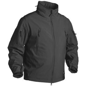 Куртка Helikon Gunfighter Soft Shell Jacket Black ХХL/ regular KU-GUN-FM-01