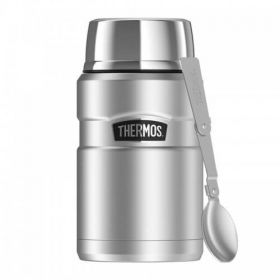 Термос Thermos Stainless King Food Flask,Stainless Steel, 710 ml 173050