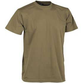 Женская футболка Helikon Coyote T-shirt L/ regular TS-TSW-CO-11