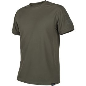 Футболка T-shirt Helikon Tactical TopCool Olive Green L TS-TTS-TC-02