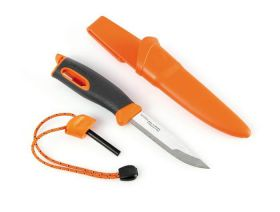 Нож с огнивом LIGHT MY FIRE FireKnife Orange 12113610