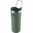 Термокружка Stanley THE TWIN-LOCK™ TRAVEL MUG зелёная 10-06443-015 - фото 4